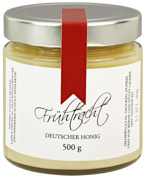 Frühtracht - Deutscher Honig