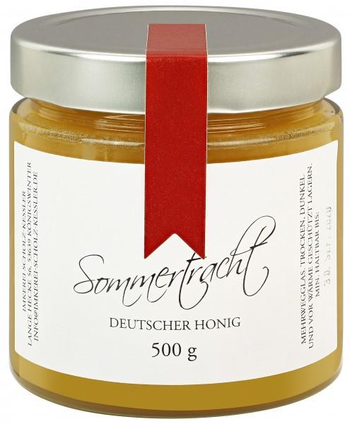 Sommertracht - Deutscher Honig
